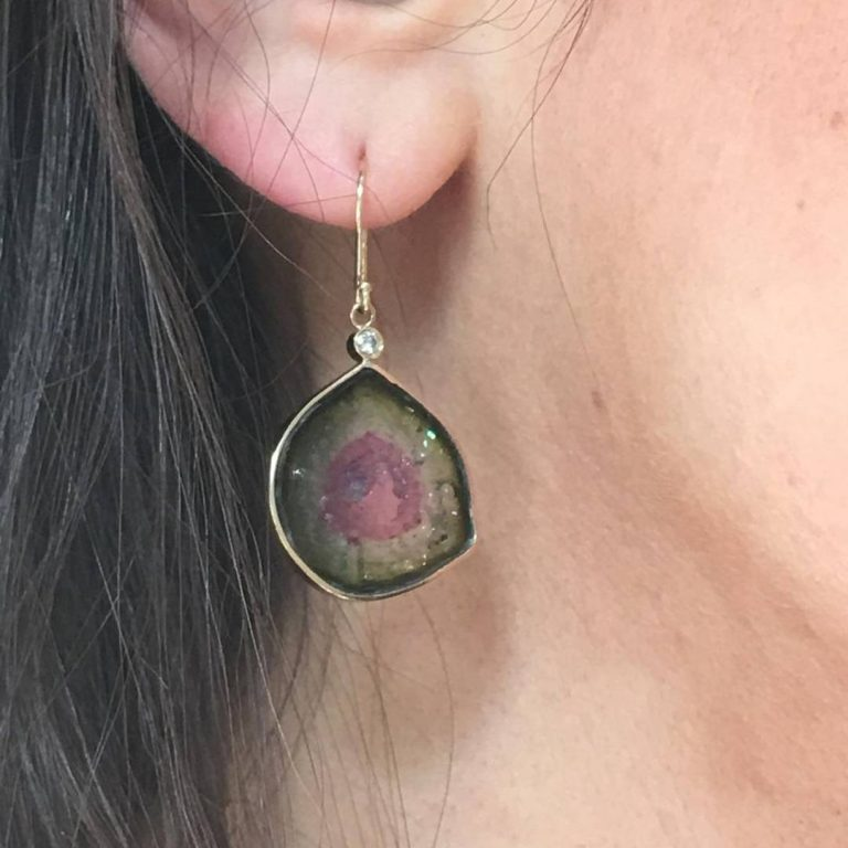 Custom Design  Ear Rings